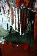 Inside Amazing Cave
