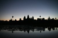 Angkor Wat - before sunrise