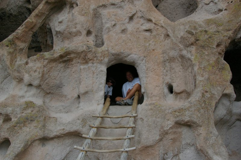 Bandelier.....these are kind of small