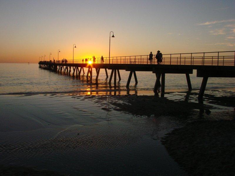 Adelaide - Glenelg Beach 2