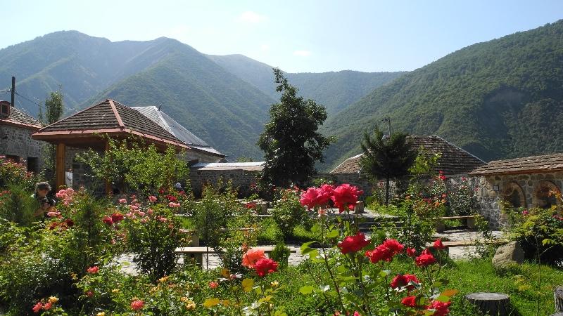 Sheki Landscape