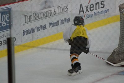Rhys Ice Hockey - Sep 2014