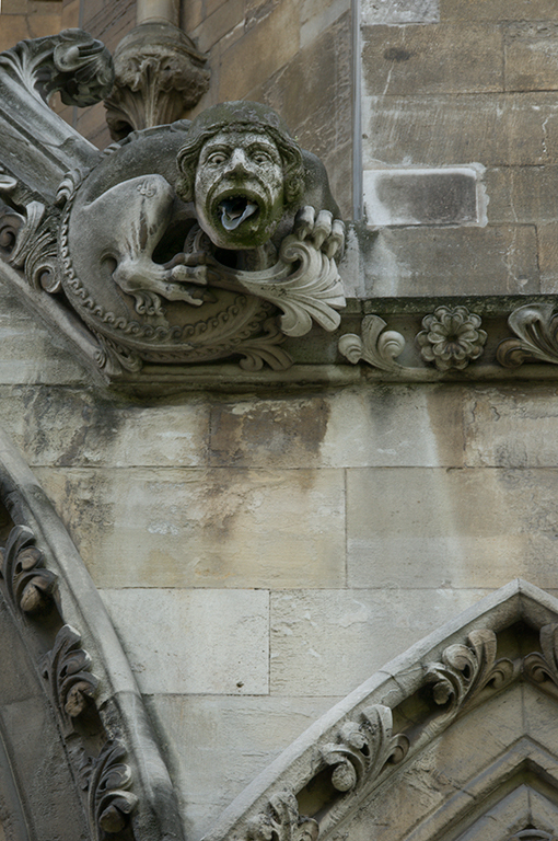 Gargoyle at Westminster Abbey