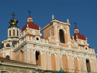 Vilnius Baroque Chruch
