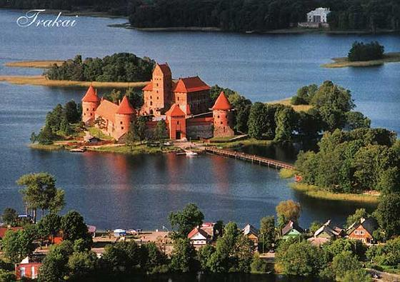 castle in Trakai