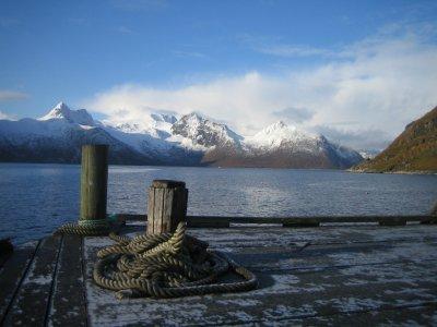 Mefjordbotn: The Fjord