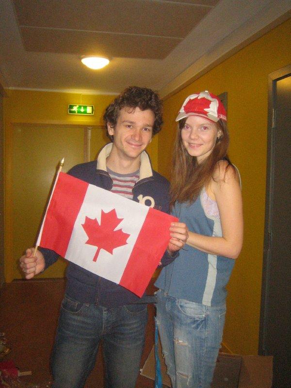 Da, Da, Canada!