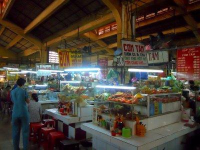 Benh Thanh Markets