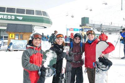 Cerro Catedral Crew