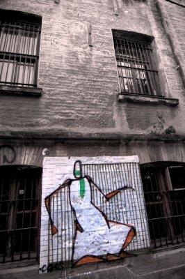 Valparaiso Street Art - Wall