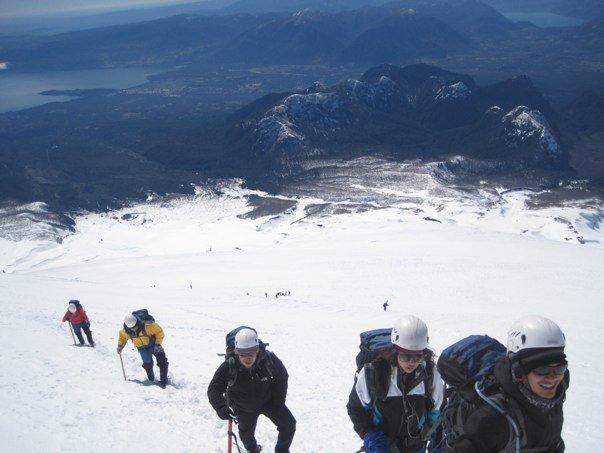Mt Villiarrica Volcano