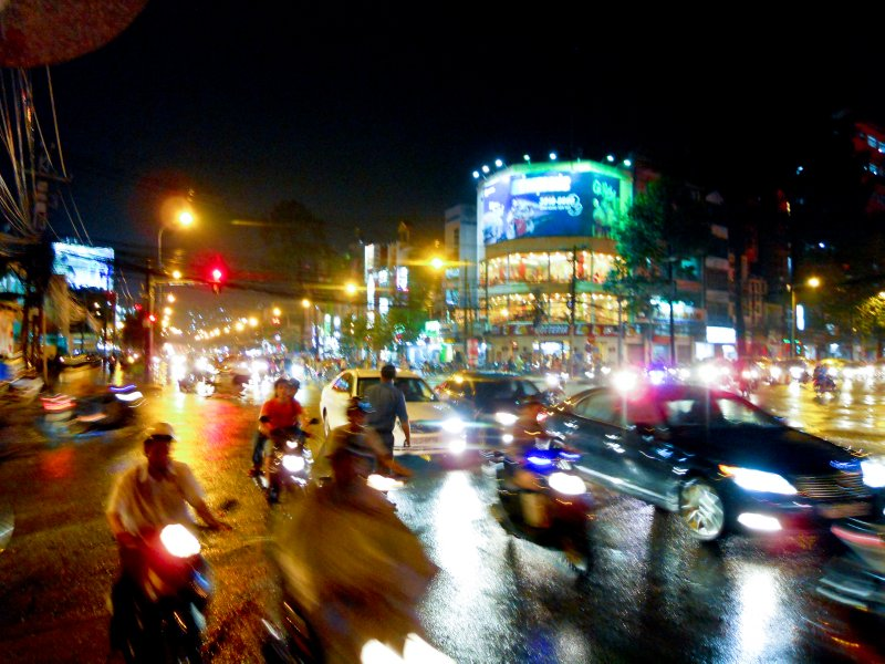 HCMC at Night