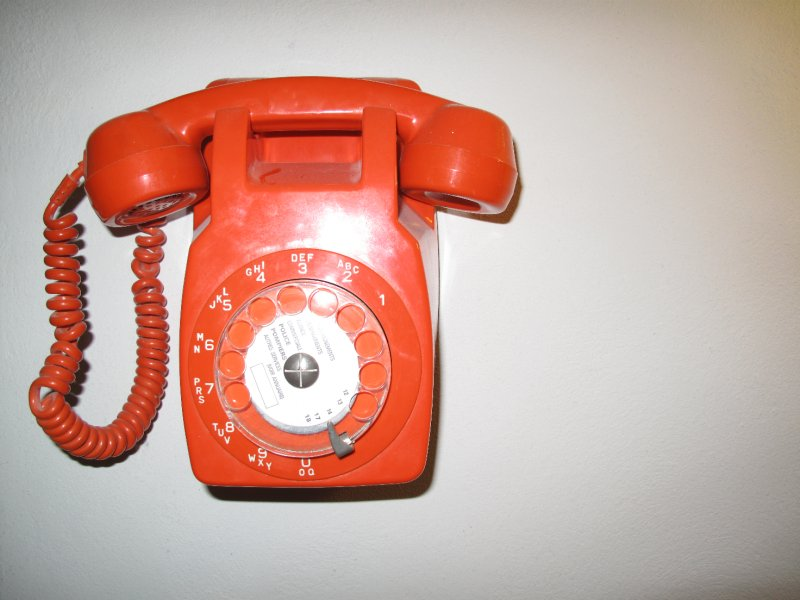 Dutch Postal Phone