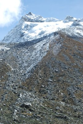 Nevado Urus, 5495 meters