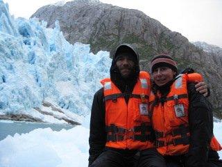 Cruise Glacia Poser