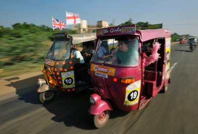 Rickshaw Challenge