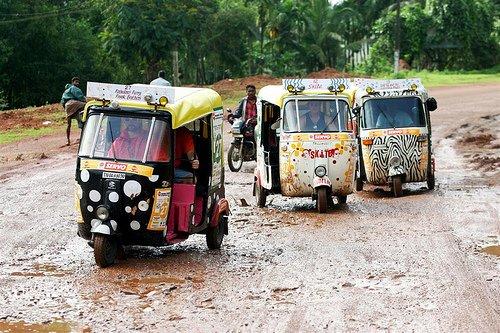 Rickshaw Rampage