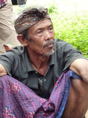 Bali gent
