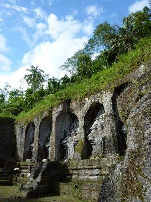 Bali ruins