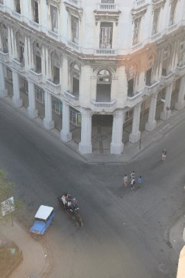Horse and Cart in Havana Vieja