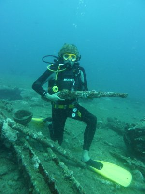 Scuba Sargent PON