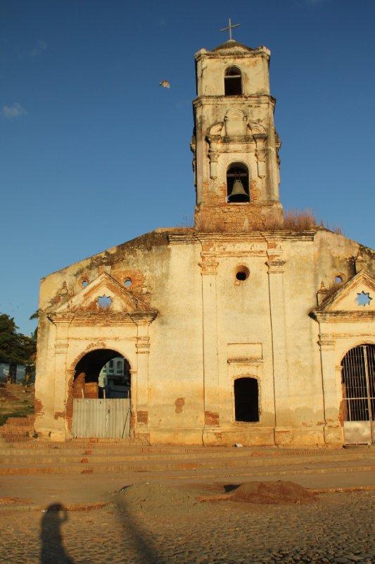 Ruin of Santa Ana Trinidad
