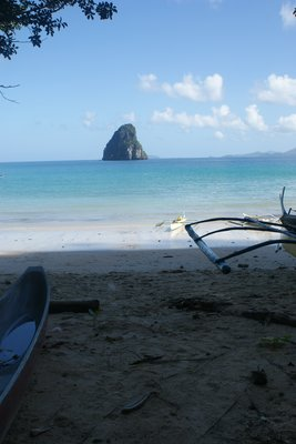 Boat trip - Day 2 - Cadlao island in the morning2