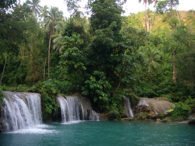 Waterfalls on Siquijor