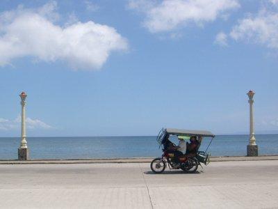 Dumaguette seafront
