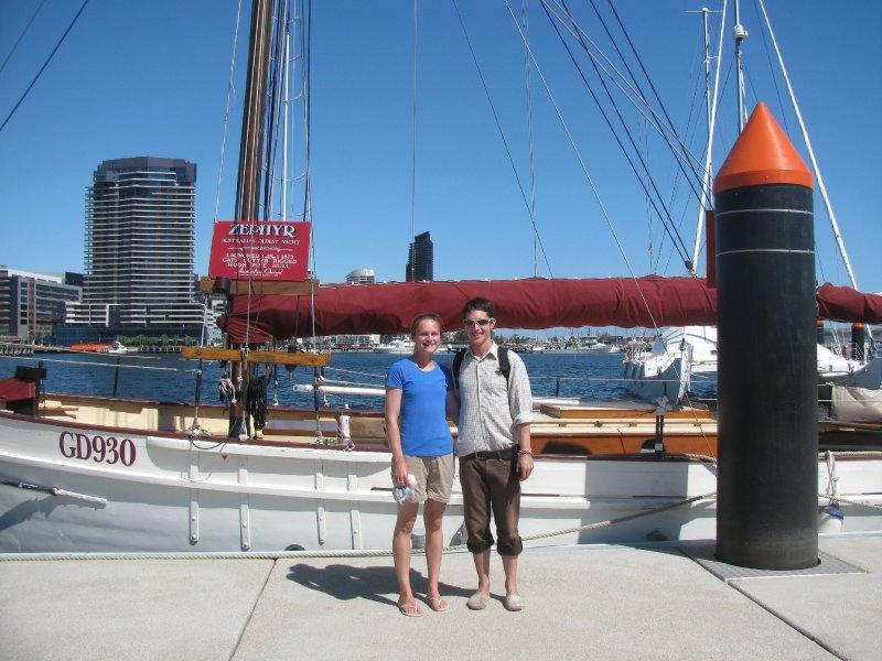 "The ""oldest boat in Australia"""