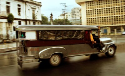 Jeepney: the undisputed Filipino king of the road