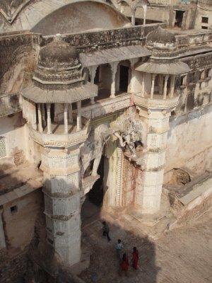 Old Palace - Elephant Gate