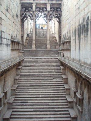 Queen's Baori (stepwell)
