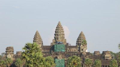 La octava maravilla: Angkor Wat
