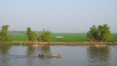Escenas de campo y agua
