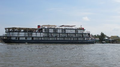 El Jayavarman, nuestro crucero