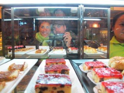 Los pastelitos de Mire...