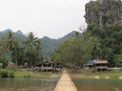 Aldeas de Vang Vieng