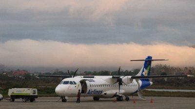 Lao Airlines...quin aeroport més sèrio tio!