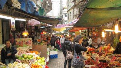 Als mercats de HK!!!