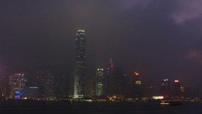 L'edifici més alt de Hong Kong...el Financial Tower 2