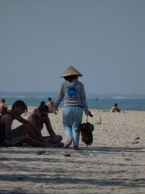 Cua Dai Beach Local