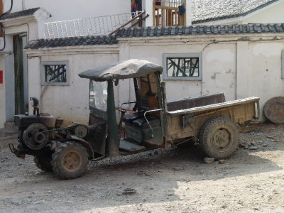 Its a working truck!