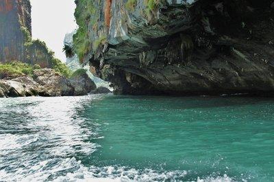 Ao Nang to Rai Leh Beach