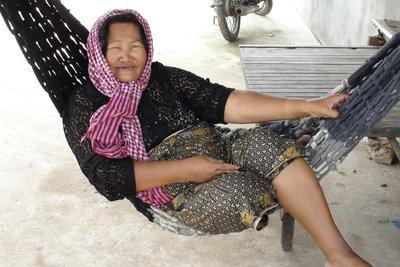 Cambodian Woman (1)