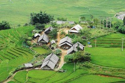 Hmung Village