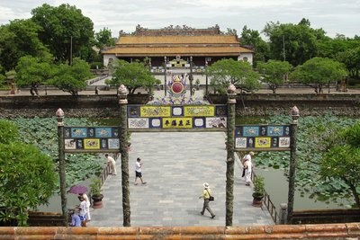 Imperial Palace, Hue (1)