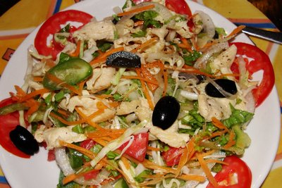 Sapa Chicken Salad