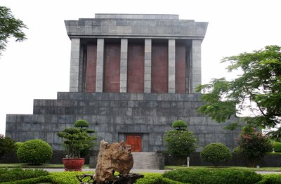 Uncle Ho's Mausoleum