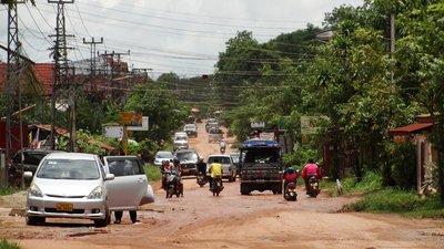 Vientiane Back Street